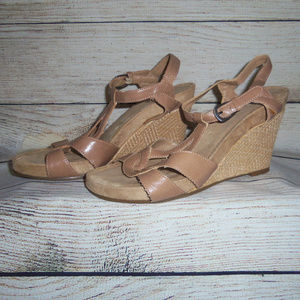A2 by Aerosoles Plushfever Wedge Sandals 8